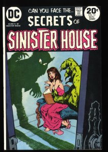 Secrets of Sinister House #15 NM- 9.2
