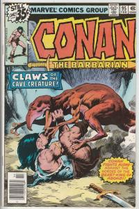Conan the Barbarian #95 (Feb-79) NM Super-High-Grade Conan the Barbarian