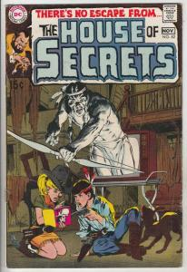 House of Secrets #82 (Nov-69) FN Mid-Grade