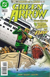 Green Arrow #130 VF/NM; DC | save on shipping - details inside