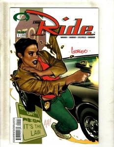 11 Comics Ride #1, Red #1 2 3, Wanted #1, Troublemakers #1 3 8 14 15 19 J344