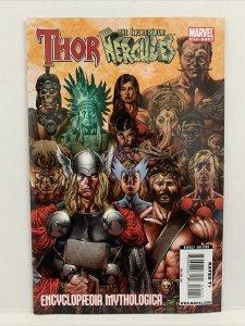 Thor & Hercules: Encyclopedia Mythologica, Low Print Run