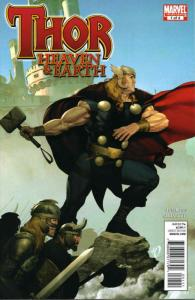 Thor: Heaven & Earth #1 VF; Marvel | save on shipping - details inside