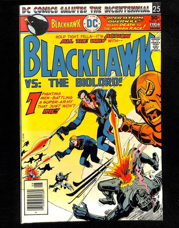 Blackhawk #247 (1976)