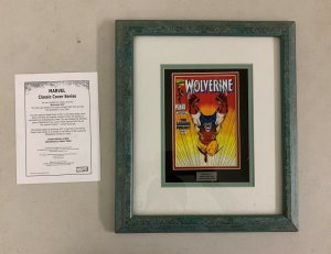 Marvel Classic Cover Series Wolverine #27 Jim Lee Print Limited Edition 27/500