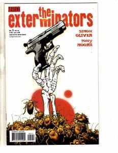 Lot Of 8 Exterminators DC Vertigo Comic Books # 4 5 6 7 8 9 10 11 J235