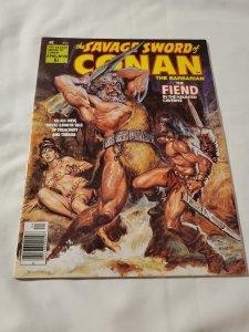 Savage Sword of Conan 28 VF