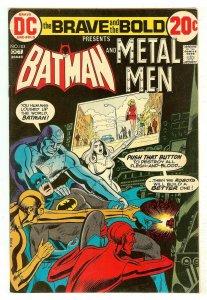 Brave And The Bold 103   Batman & Metal Men