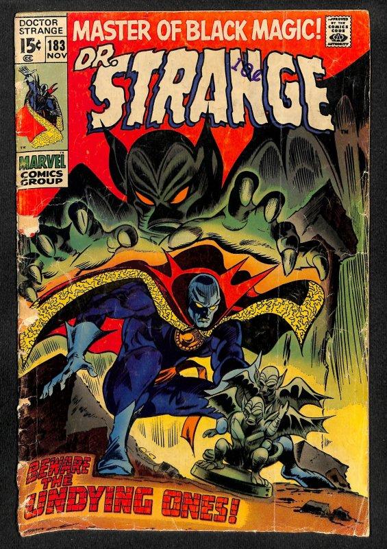 Doctor Strange #183 (1969)