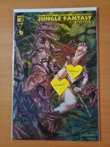 Jungle Fantasy Secrets #3 Lorelei Adult Variant Cover