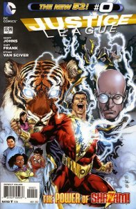 Justice League (2nd Series) #0A VF/NM; DC   save on shipping - details inside