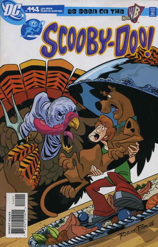 Scooby-Doo (DC) #114 FN; DC | save on shipping - details inside