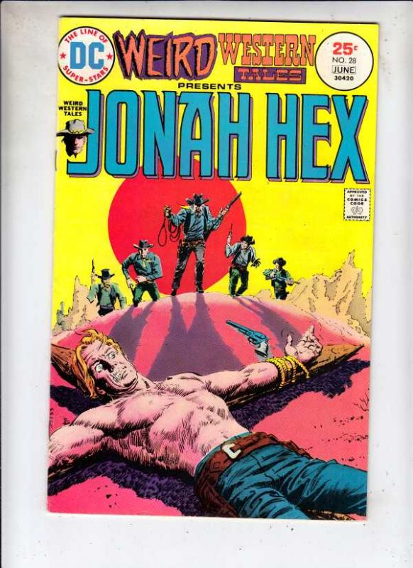 Weird Western Tales #28 (Oct-73) NM- High-Grade Jonah Hex