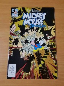 Mickey Mouse Adventures #8 ~ NEAR MINT NM ~ (1991, Disney Comics)