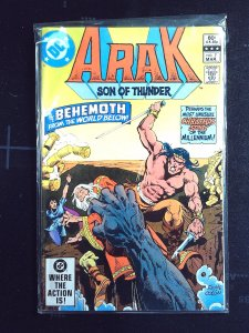 Arak, Son of Thunder #7 (1982)