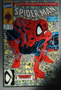 Spider-Man #1  (1990)  (Unbagged Edition)   VF/Better     See Actual Photo
