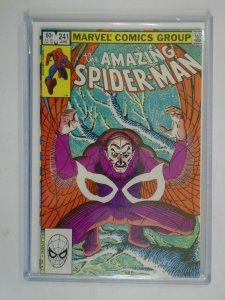 Amazing Spider-Man #241 Direct edition 8.0 VF (1983 1st Series)