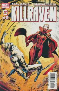 Killraven (2nd Series) #5 VF/NM; Marvel | save on shipping - details inside