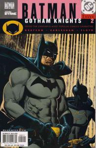 Batman: Gotham Knights #2 VF/NM; DC | save on shipping - details inside