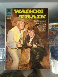 Wagon Train #5 VG Alex Toth Art (Apr. 1960)