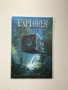 Explorer The Mystery Cube Tpb Softcover Sc Near Mint Nm Amulet