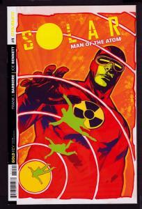 Solar Man of the Atom #1 (Apr 2014, Valiant) 1:25 Incentive Cover  9.4 NM