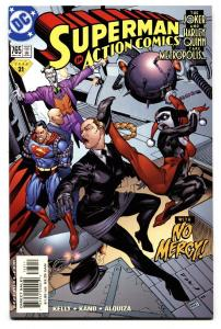 ACTION #765 comic book-2000-HARLEY QUINN COVER-DC-JOKER-SUPERMAN NM-