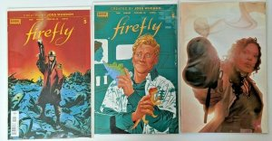 *Firefly #5-6 (2018, Boom) All 11 Covers, 6E One of a Kind?!