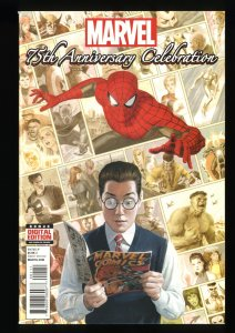 Marvel 75th Anniversary Celebration #1 NM+ 9.6