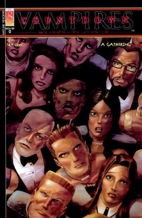 Countdown Vampires #0 VF/NM; Studio G | combined shipping available - details in