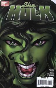 She-Hulk (2005 series) #25, NM