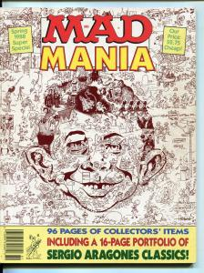 MAD Magazine-Spring-#62-1988-Mingo-Drucker-Sergio Aragones Classics-VF