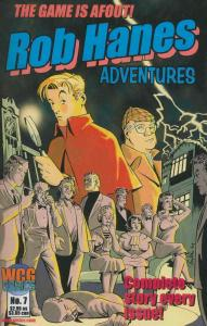 Rob Hanes Adventures #7 VF/NM; WCG | save on shipping - details inside