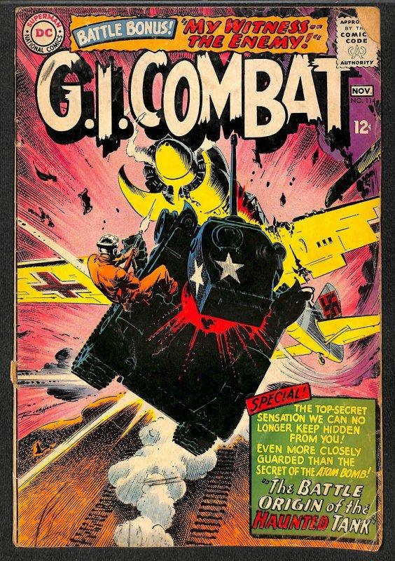 G.I. Combat #114 (1965)