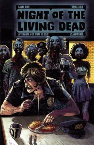 Night of the Living Dead: Aftermath (2nd Series) #12A FN; Avatar | save on shipp