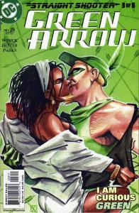 Green Arrow (2nd Series) #28 VF/NM; DC | save on shipping - details inside