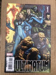 Ultimatum #1 (2009)