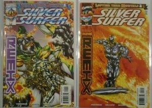 Silver Surfer #1 - 2 - 6.0 FN - 1999