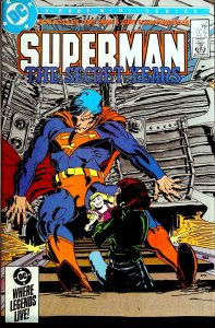 Superman: The Secret Years #3 (1985)