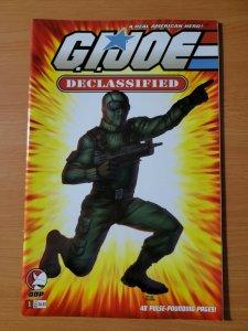 G.I. Joe Declassified #1 Snake Eyes Variant ~ NEAR MINT NM ~ 2006 DDP Comics