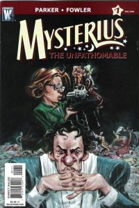 Mysterius the Unfathomable #1, NM (Stock photo)