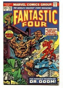 FANTASTIC FOUR #143 comic book-1974-Marvel NM-