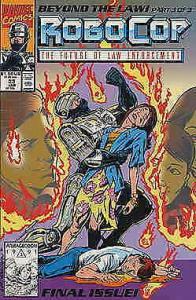 Robocop (Marvel) #23 VF/NM; Marvel | save on shipping - details inside