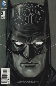 Batman Black and White (2nd Series) #1A VF/NM; DC | save on shipping - details i