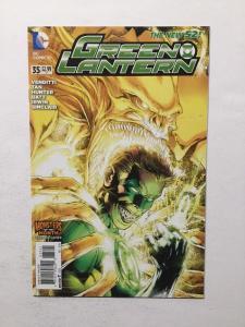 Green Lantern 35 Variant Nm Near Mint