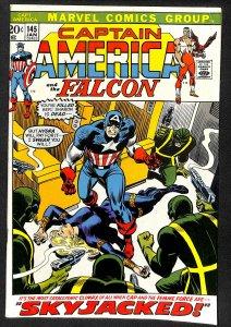 Captain America #145 (1972)