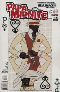 John Constantine—Hellblazer Special: Papa Midnite #3 VF/NM; DC/Vertigo | save on