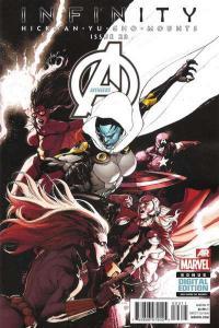Avengers (2013 series) #23, NM (Stock photo)