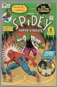 SPIDEY SUPER STORIES 7 VG-F April 1975