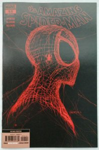 The Amazing Spider-Man #55, 856 RED 2ND PRINT (NM)(2021)